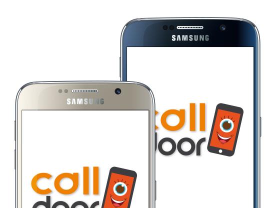 calldoor blocage appel, sms, appli
